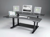 contemporary height adjustable office desk ECI-7846 Ergonomic Concepts