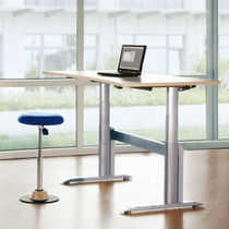 contemporary height adjustable office desk XL-MOVE ROHDE & GRAHL