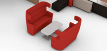 contemporary high back sofa for open plan WING SOFA Bene