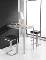 contemporary high bar table 1234 STAR srl