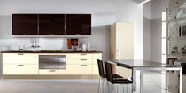 contemporary high gloss lacquered kitchen MARTINA  CUCINE LUBE