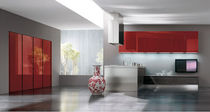 contemporary high gloss lacquered kitchen  MADEIRA copat