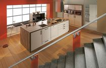 contemporary high gloss lacquered kitchen CASINO 2355  Brigitte