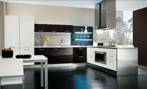 contemporary high gloss lacquered kitchen ELISSE 03 Gory Cucine