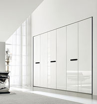 contemporary high gloss lacquered wardrobe BASIC  Satarossa Design
