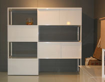 contemporary high sideboard UP'S by Werner Aisslinger RS LIFE
