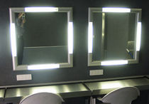 contemporary illuminated mirror RSF HONEYWAGONS STM Studio Supplies