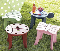 contemporary kids garden stool (unisex)  Pottery Barn Kids