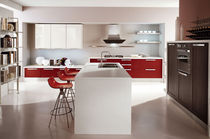 contemporary lacquer kitchen GAIA  CUCINE LUBE