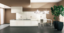 contemporary lacquer kitchen CRETA copat