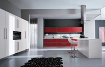 contemporary lacquer kitchen MATRIX Corazzin Group - Contract & hotel