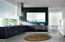 contemporary lacquer kitchen FUTURA Corazzin Group - Contract & hotel
