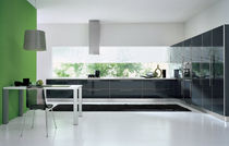 contemporary lacquer kitchen MIURA Corazzin Group - Contract &amp; hotel