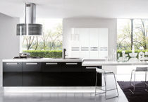 contemporary lacquer kitchen SMILE Corazzin Group - Contract & hotel