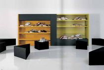 contemporary lacquered bookcase 30MM LAGO