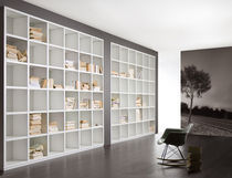 contemporary lacquered bookcase 38 3 noteborn