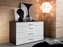contemporary lacquered chest of drawers STILO  Mobilificio Florida