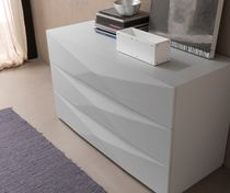 contemporary lacquered chest of drawers ZERODUE : DIAMANTE FRATELLI ROSSETTO