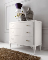 contemporary lacquered chest of drawers LA DOLCE VITA : VIA VENETO by P. Pradella  MASSON MATIEE