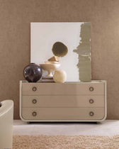 contemporary lacquered chest of drawers VICTORIA  mobileffe