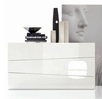 contemporary lacquered chest of drawers DIAGONAL   Bimax