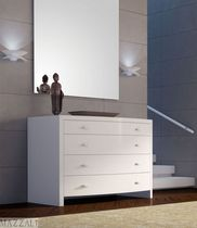 contemporary lacquered chest of drawers OCEAN mazzali spa
