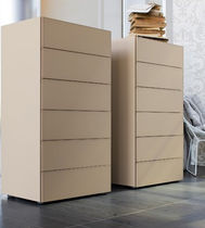 contemporary lacquered chest of drawers MONTEREY Passport