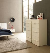 contemporary lacquered chiffonier ZERODUE : COMBY LIGHT  FRATELLI ROSSETTO