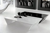 contemporary lacquered coffee table JET by Giorgio Cattelan cattelan italia