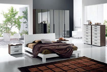 contemporary lacquered double bed STILO  Mobilificio Florida