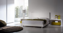 contemporary lacquered double bed  ALBA RUBIO