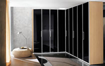 contemporary lacquered glass wardrobe WL010 h