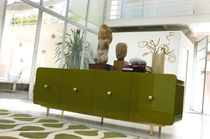 contemporary lacquered sideboard ALESSIA CR/3923 CREAZIONI
