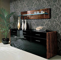 contemporary lacquered sideboard  e