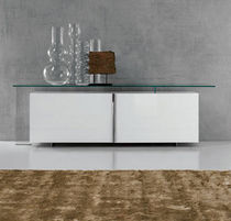 contemporary lacquered sideboard AVENUE by Emanuele Zenere cattelan italia