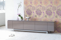 contemporary lacquered sideboard PLAIN by Cord Möller-Ewerbeck Möller Design