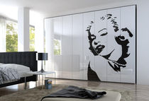 contemporary lacquered wardrobe  SISTEMITALIA GROUP