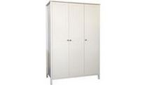 contemporary lacquered wardrobe STOCKHOLM 302/50 Steens Furniture
