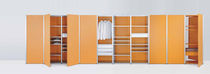 contemporary lacquered wardrobe MODULE CABINET by Andreas Cabinet Lehni