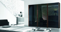 contemporary lacquered wardrobe with sliding doors SCHWEB 270 ZACK-Design