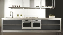 contemporary laminate / aluminium kitchen MONTECARLO SCIC