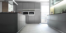 contemporary laminate / glass kitchen MURANO ST xey