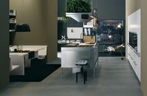 contemporary laminate kitchen ARTUSI: COMPOSITION 2 by Antonio Citterio Arclinea