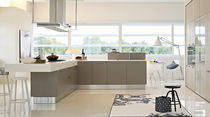 contemporary laminate kitchen EKO Pedini