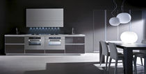 contemporary laminate kitchen UNIKA by Giancarlo Vegni EFFETI INDUSTRIE