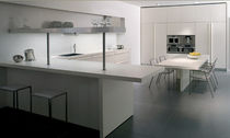 contemporary laminate kitchen JEY TONCELLI