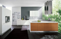 contemporary laminate kitchen MIURA Corazzin Group - Contract &amp; hotel
