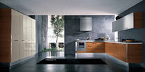 contemporary laminate kitchen AURORA Corazzin Group - Contract &amp; hotel
