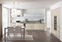 contemporary laminate kitchen (imitation wood) PARAGON GLAM: 03 Colombini