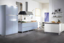 contemporary laminate kitchen  BLOCK